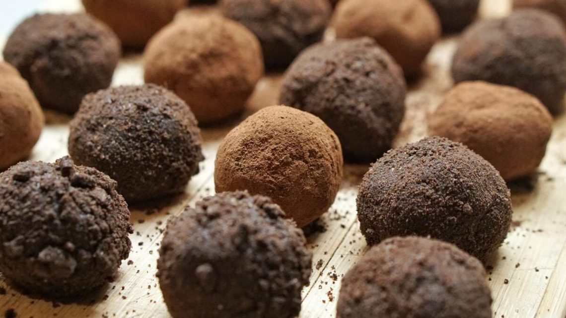 Gâteaux au chocolat à la truffe